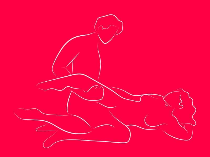 Sexstellung klitoris