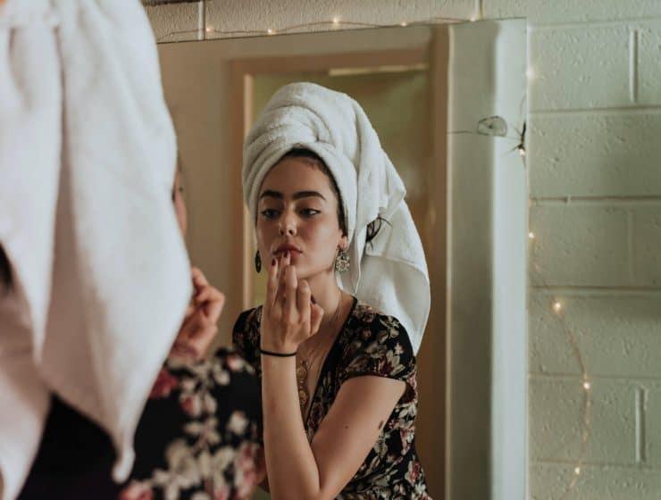 vibrator beauty routine